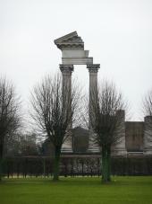 Romeinse tempel Xanten