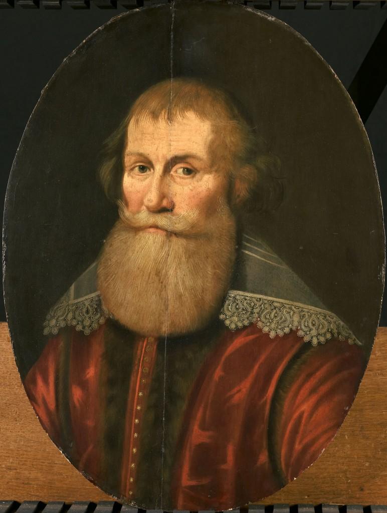 Portret Cornelis Haga